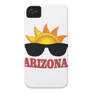shades of arizona yeah iPhone 4 cover