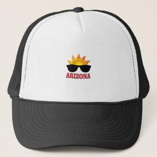 shades of arizona yeah trucker hat