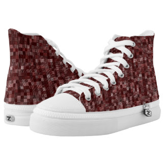 Shades Of Blood High Tops