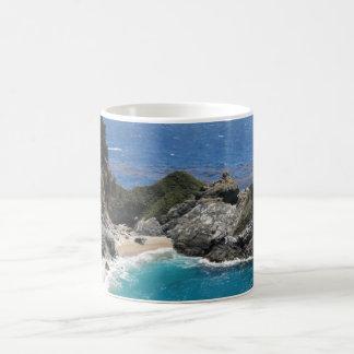 Shades of Blue - Coastal Landscape Photo Mug