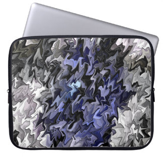 Shades of Blue in the Light... Laptop Sleeve