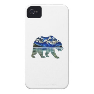 Shades of Blue iPhone 4 Case-Mate Cases