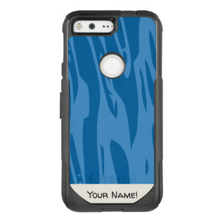 Shades of Blue OtterBox Commuter Google Pixel Case