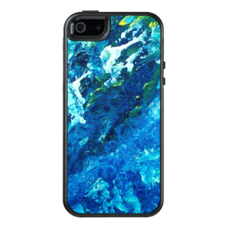 Shades Of Blue OtterBox iPhone 5/5s/SE Case