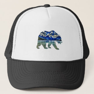 Shades of Blue Trucker Hat