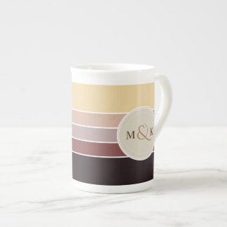 Shades of Chocolate Color Palette 001 Tea Cup