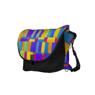 Shades of Colors Commuter Bag