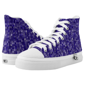 Shades Of Concord Grape High Tops