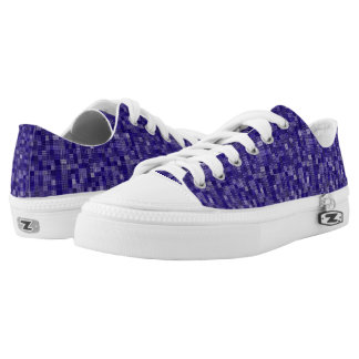 Shades Of Concord Grape Low Tops
