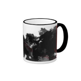 Shades of Crow Mugs