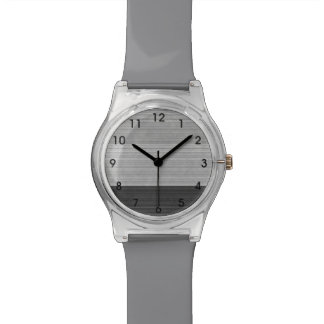 Shades of Gray Wrist Watch