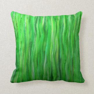 Shades of Green American MoJo Pillows