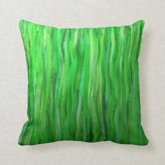 Shades of Green American MoJo Pillows Cushion