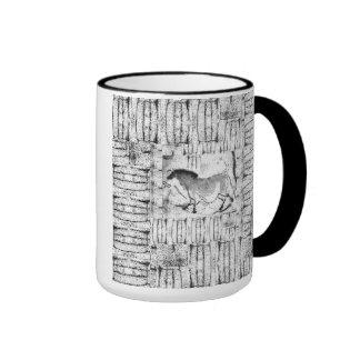 Shades of Grey Cave Horse Mugs