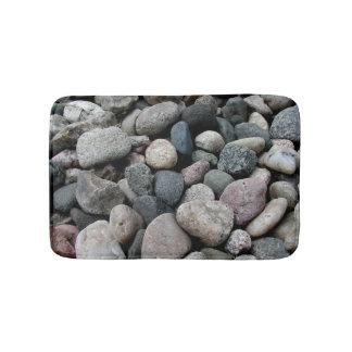 Shades of Grey River Rock Memory Foam Kitchen Rug