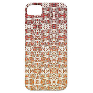 Shades of Orange Barely There iPhone 5 Case