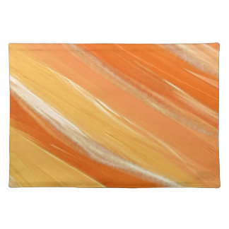 Shades of Orange Placemat