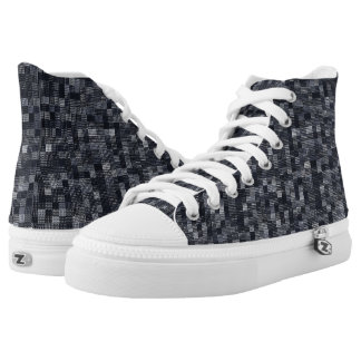 Shades Of Orient Express High Tops