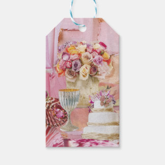 Shades of Pink Gift Tags