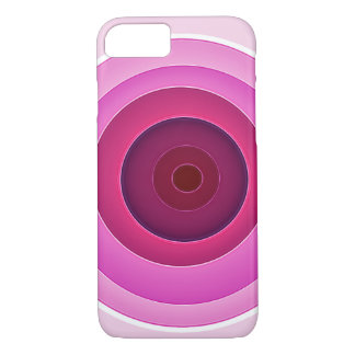 shades of pink iPhone 7 case