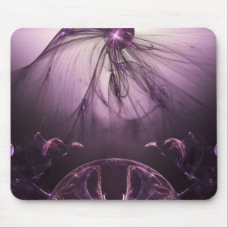 Shades of Purple Mouse Pad