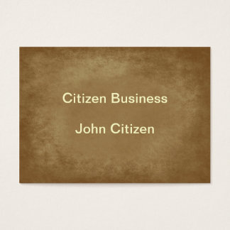 Shades of tan texture business card
