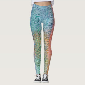 Shades of Tree Leggings