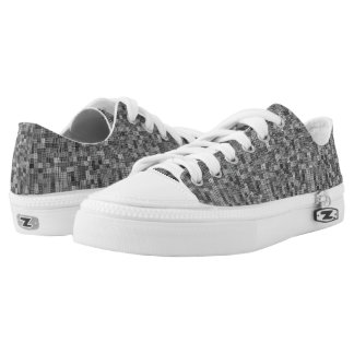 Shades Of Trolley Gray Low Tops