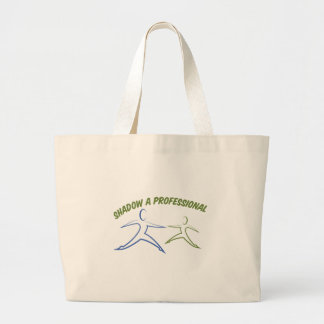 Shadow A Professional Jumbo Tote Bag