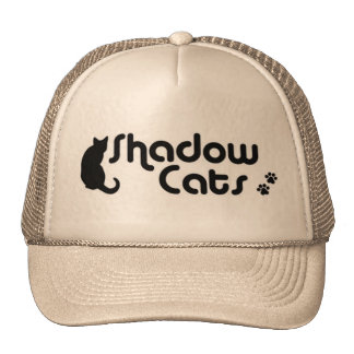 Shadow Cats logo hat