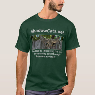 Shadow Cats Rescue T-Shirt