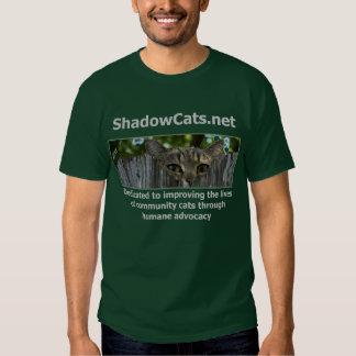 Shadow Cats Rescue Tshirt