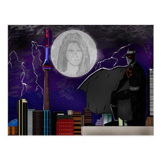 Shadow Chaser Postcard
