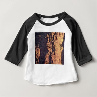 shadow cliff texture baby T-Shirt