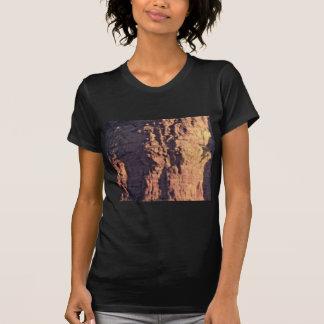 shadow cliff texture T-Shirt