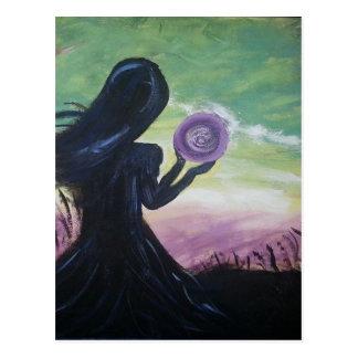 Shadow girl.jpg postcard
