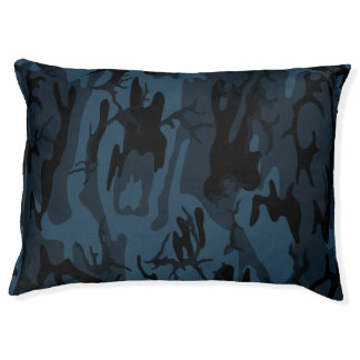 Shadow Gray Camo Pet Bed