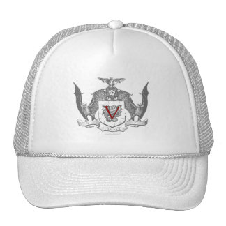 Shadow Gray Vampyr Crest Cap