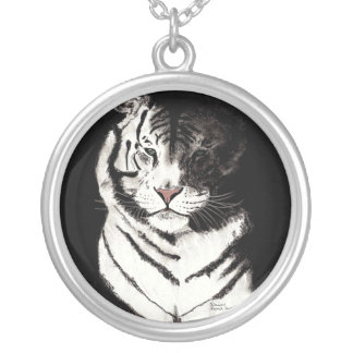 shadow hunter silver plated necklace