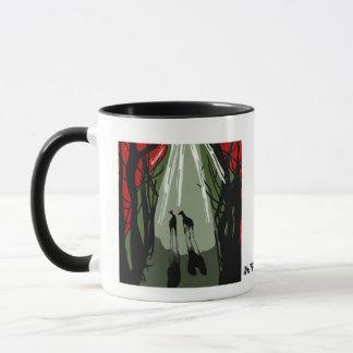 Shadow in the bunch mug