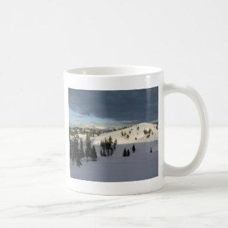 Shadow line coffee mug