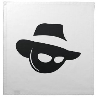 Shadow Mafia Napkin