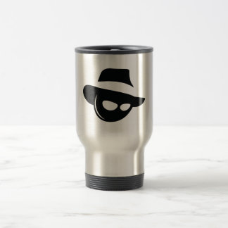 Shadow Mafia Travel Mug