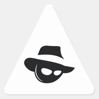 Shadow Mafia Triangle Sticker