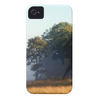 Shadow Moose iPhone 4 Case