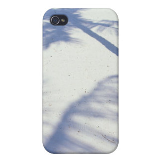 Shadow of Palm Tree 2 Cover For iPhone 4