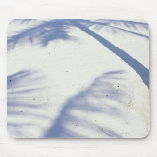 Shadow of Palm Tree 2 Mouse Pad
