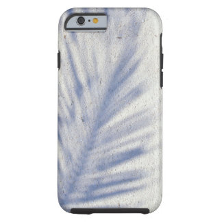Shadow of Palm Tree 3 Tough iPhone 6 Case