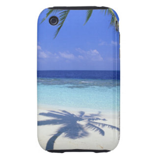 Shadow of Palm Tree iPhone 3 Tough Case