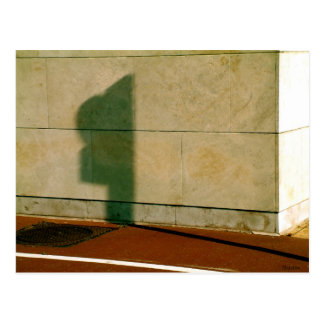 Shadow Postcard